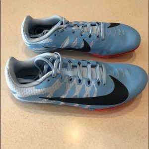 Nike Zoom Rival M Wmns Racing Track Shoes Size 7